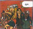 BLACK EYED PEAS MONKEY BUSINESS MY HUMPS MUSIC CD