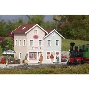 MILLERS TAILOR SHOP   PIKO G SCALE MODEL TRAIN BUILDINGS