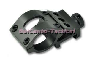 Tactical 1 25mm Offset Flashlight Laser Scope Mount for Weaver