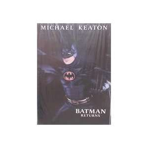 BATMAN RETURNS MICHAEL KEATON ADVANCE ORIGINAL MOVIE