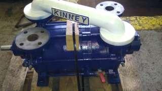 Rebuilt Kinney Liquid Ring Vacuum Pump KLRC 300 FA2 Tuthill Stainless
