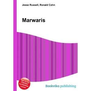 Marwaris: Ronald Cohn Jesse Russell: Books