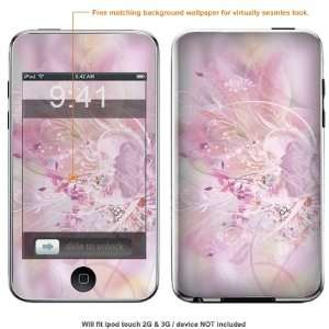 Sticker for Ipod Touch 2G 3G Case cover ipodtch3G 308 Electronics