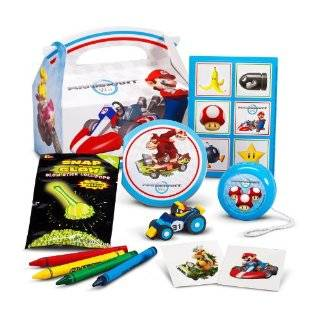 SUPER MARIO BROS. Party Supplies Pre Filled Goodie Bag
