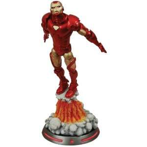 Marvel Select Iron Man Action Figure Toys & Games