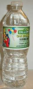 20 SESAME STREET BIRTHDAY FAVORS WATER BOTTLE LABELS ~ Glossy