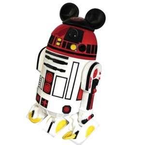 DISNEY Star Wars Tours Mickey Mouse as Jedi & r2 mk NEW