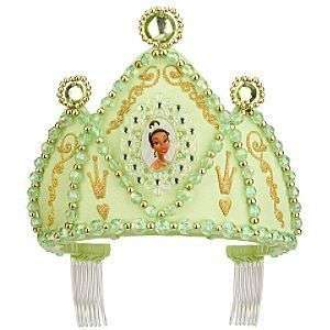 Princess and the Frog Tiana Jeweled Tiara Crown Deluxe