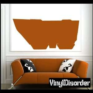 Jawa Sand Crawler Starwars Star Wars Vinyl Decal Stickers