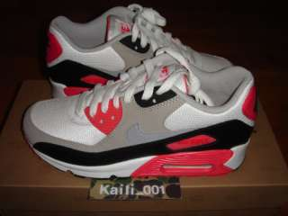 Nike Air Max 90 (GS) Infrared OG Neon Lime JD Hulk Neon