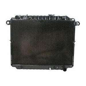 RADIATOR toyota LAND CRUISER 98 02 lexus LX470 lx 470 Automotive