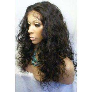 Curly Lace Wig  Remy Human Hair Colors and Lengths Options