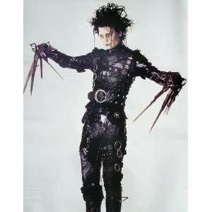 Edward Scissorhands (Johnny Depp) Movie Poster Print   18