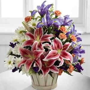 The FTD Wondrous Nature Bouquet B26 4400   Flower Delivery
