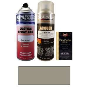 Oz. Gray Pearl Metallic Spray Can Paint Kit for 2010 Nissan Cube (K21