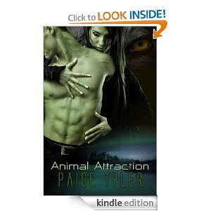 Men of Alaska Animal Attraction Paige Tyler  Kindle