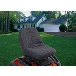 Stens 420 099 15 Inch Lawn Tractor Seat Cover Patio, Lawn