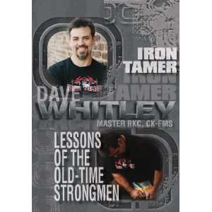 of the Old Time Strongmen: Dave Whitley, Laree Draper: Movies & TV