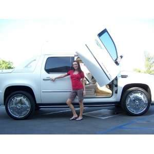 Cadillac Escalade EXT   Lambo Vertical Doors Automotive