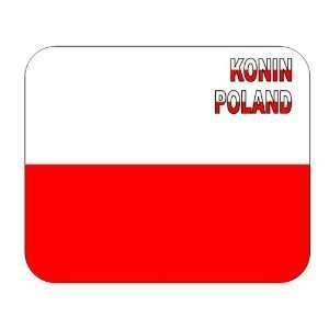 Poland, Konin mouse pad
