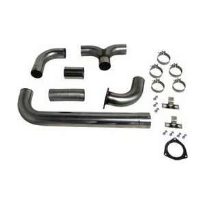 MBRP Exhaust Smokers XP Series Filter Back Stack Exhaust