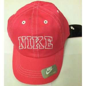 Hot Pink NIKE Embroidered Toddler Baseball Cap ~ Velcro