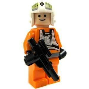 LEGO Star Wars LOOSE Mini Figure YWing Pilot with Blaster