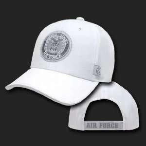 AIR FORCE USAF HAT CAP TONAL U.S. MILITARY BASEBALL CAPS