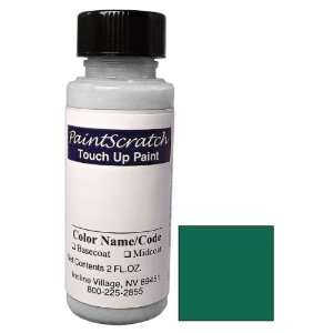 Oz. Bottle of Emerald Green Pearl Metallic Touch Up Paint for 1993