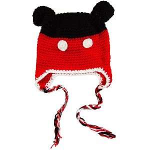 1x High Quality Sock Monkey Beanie Hat Crochet Pattern for