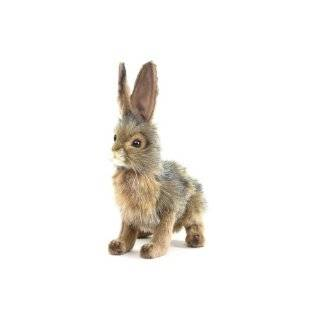 Hansa Blacktail Jack Rabbit Stuffed Plush Animal, Small
