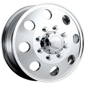 Ultra Wheels Dualie Type 002 Polished   17 X 6.5 Inch Wheel