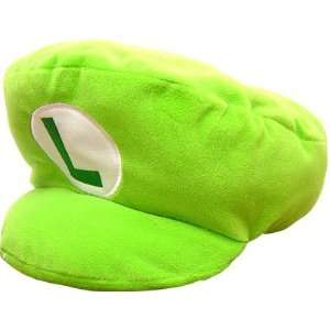 Super Mario Brothers  Luigi Hat Cushion (Not a Hat) Toys & Games