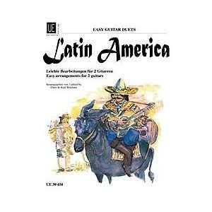 Easy Guitar Duets, Latin Ameri: Musical Instruments