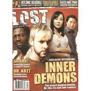 Lost the Official Magazine Issue 3 Mar/Apr 2006 Various
