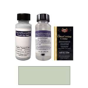 1 Oz. Clear Water Blue Metallic Paint Bottle Kit for 2011