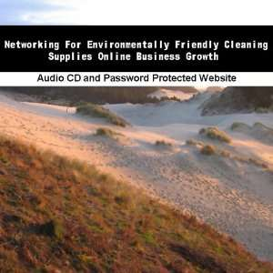Environmentally Friendly Cleaning Supplies Online Business Growth