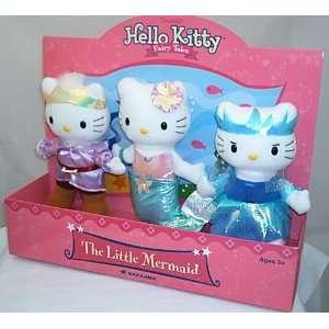 Hello Kitty Fairy Tales the Little Mermaid  Toys & Games