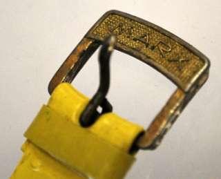 1973 Mickey Mouse Disney Wrist Watch Marx Timepiece