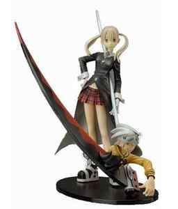 Square Enix Soul Eater Static Arts Maka Albarn & Soul Eater PVC Figure