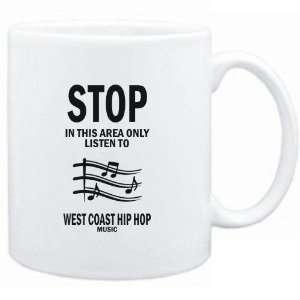 to West Coast Hip Hop music  Music
