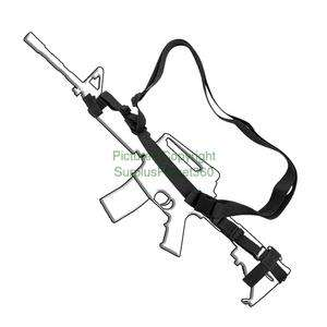 Point Tactical Rifle Sling Voodoo Tactical Black