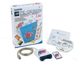 Brother PE Design Lite Embroidery Software |