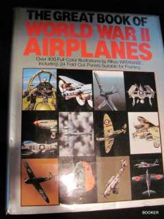 The Great Book of World War II Airplanes |