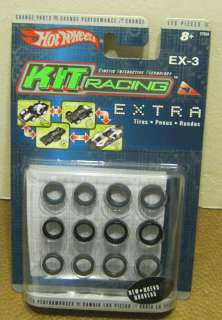 2002 HOT WHEELS Kit Racing EX 3 Parts Kit NEW In Blister Pack
