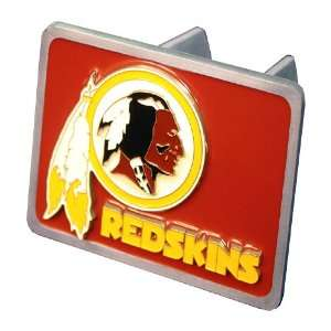 Washington Redskins NFL Pewter Trailer Hitch Cover by Half