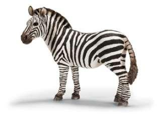 Zebra Schleich toy figure NEW Wild Life Animal * Africa *