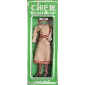 Designer Collection Fashions CHEROKEE Bob Mackie Outfit (1976 Mego