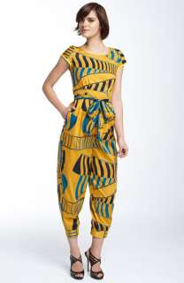 MARC BY MARC JACOBS Dashiki Stripe Cotton Jumpsuit