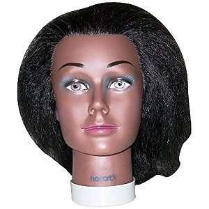 HAIRART Deluxe Mannequin Female Yak Hair (Model 43 010)
